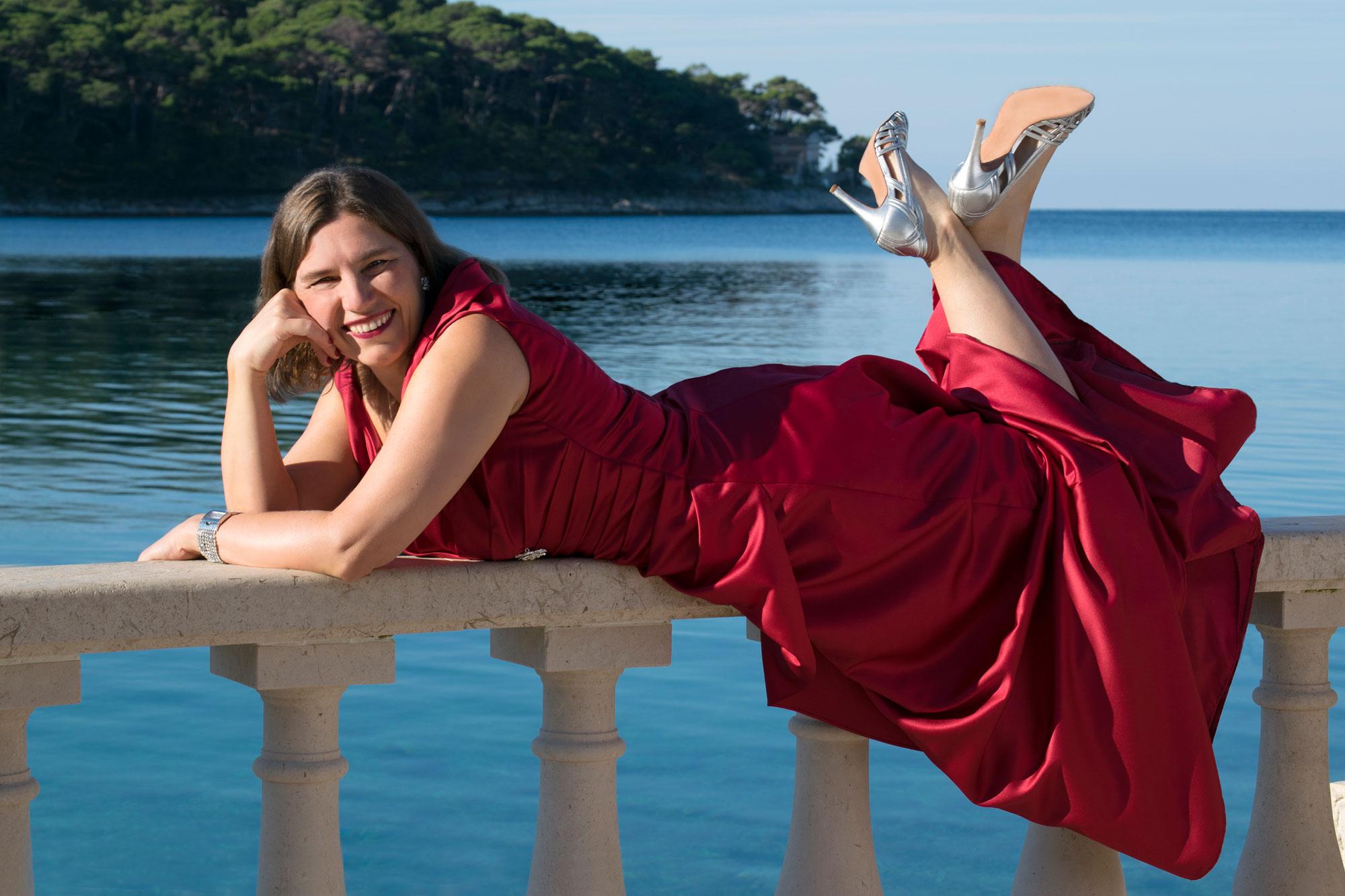 Claudia Römer, Sopranistin